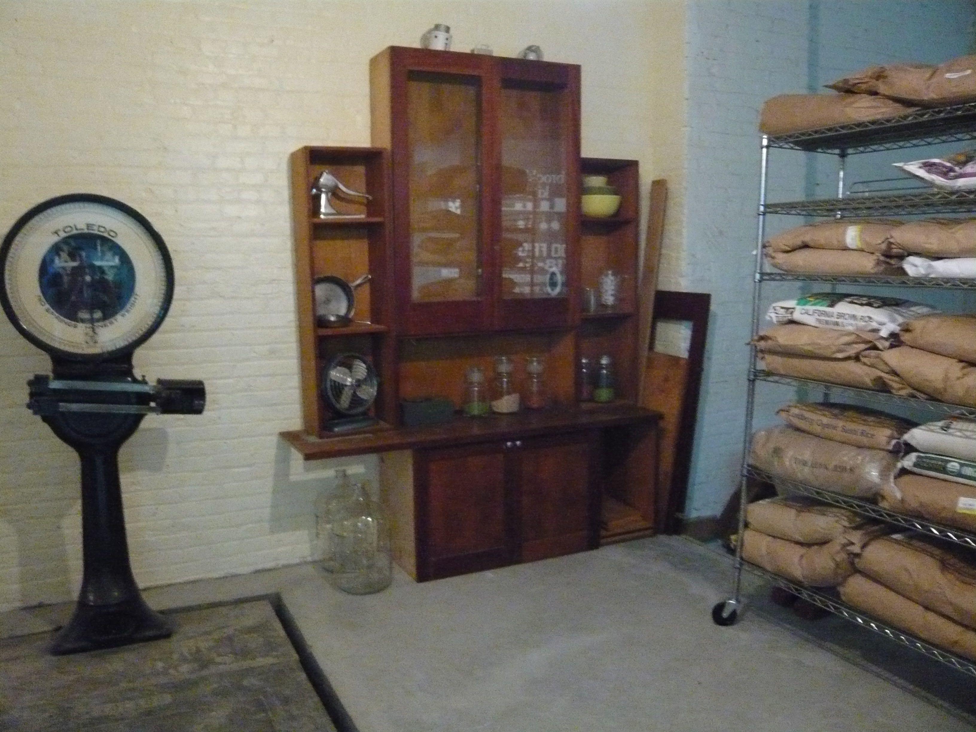 bulk room